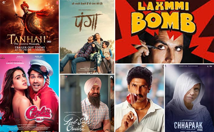 From Chhapaak VS Tanhaji To Laxmmi Bomb VS Radhe - Biggest Bollywood Clashes Of 2020!
