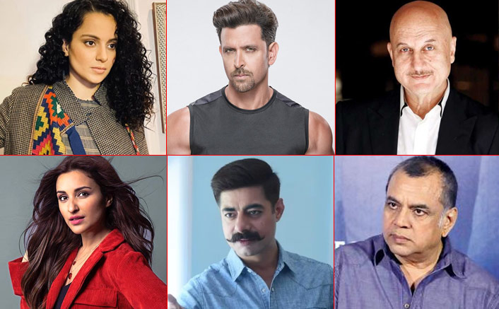 From Hrithik Roshan To Kangana Ranaut, Bollywood Continues To Stay Divided Over CAA Protests