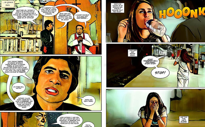 Bollywood movies get comicbook avatars