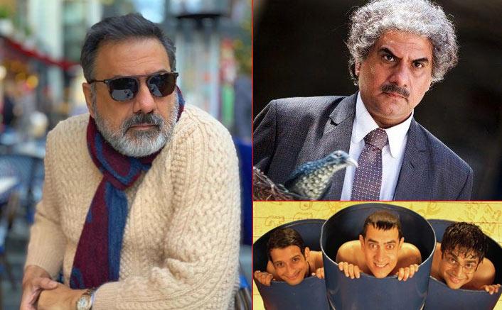 Boman Irani's fond memories of '3 Idiots' shoot