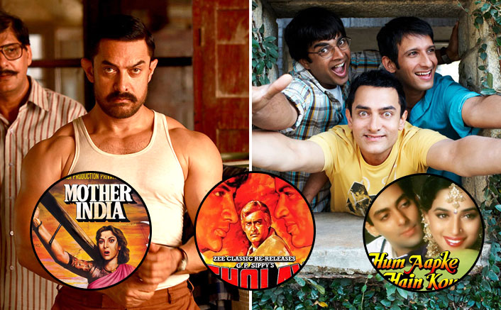 Box Office: Aamir Khan Records Top Grosser Of The Decade For The 2nd Time, Check Out Top Decade Grossers Of All Time