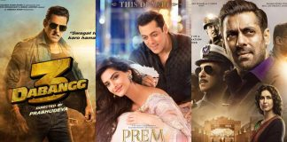 Box Office - Dabangg 3 is Salman Khan's 9th biggest opener