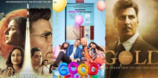 Box Office - Good Newwz is Akshay Kumar's 7th biggest opener, weekend set to be amongst Top-3 | Dec 28