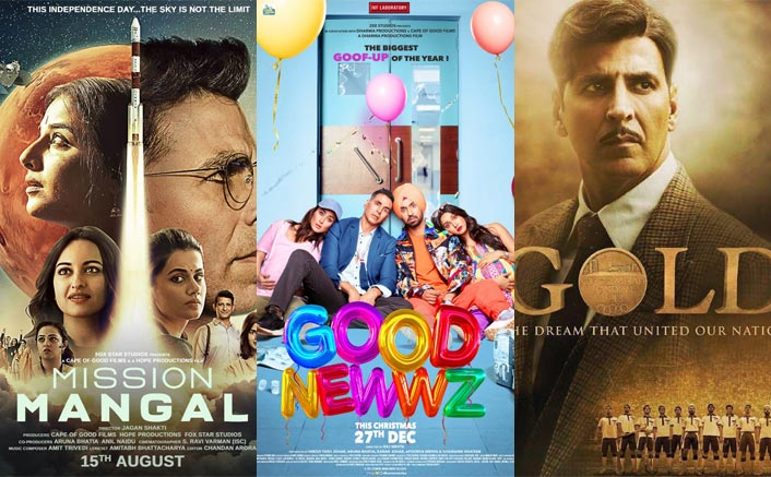 Good Newwz Box Office: Emerges Akshay Kumar's 7th Biggest Opener, Weekend Set To Be Amongst Top-3