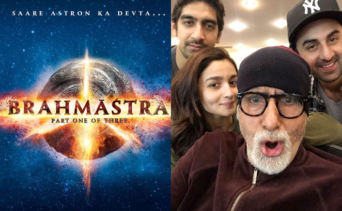 Alia Bhatt-Ranbir Kapoor's Brahmastra POSTPONED Again? Blame It On Coronavirus