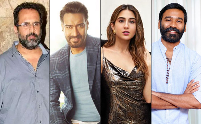 Ajay Devgn To Be A Part Of Aanand L Rai's Next Starring Sara Ali Khan & Dhanush?