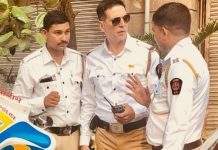 BREAKING! Akshay Kumar To Shoot His Traffic Police Social Message At Bandra-Worli Sealink Today, Fans Assemble