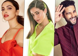 BREAKING!! Ananya Panday To Play The Second Lead Opposite Deepika Padukone & Siddhant Chaturvedi In Dharma's Next?