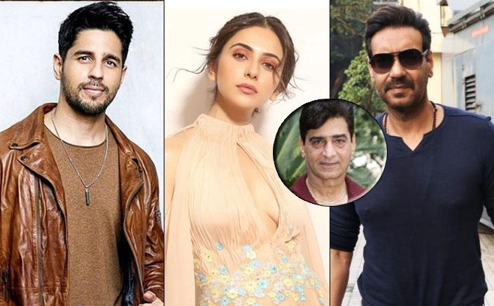 BREAKING! Rakul Preet Comes On Board For Indra Kumar's Next Opposite Ajay Devgn & Sidharth Malhotra