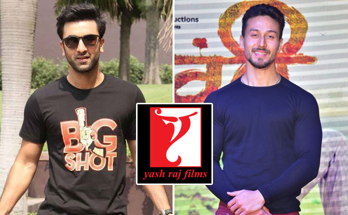 BREAKING: Ranbir Kapoor To Team Up With Tiger Shroff For A Yash Raj Film?