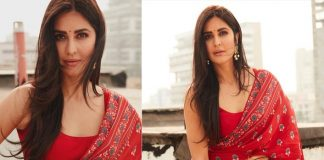 Bring Back The 90's in Style This Wedding Season With Katrina Kaif's Red Saree