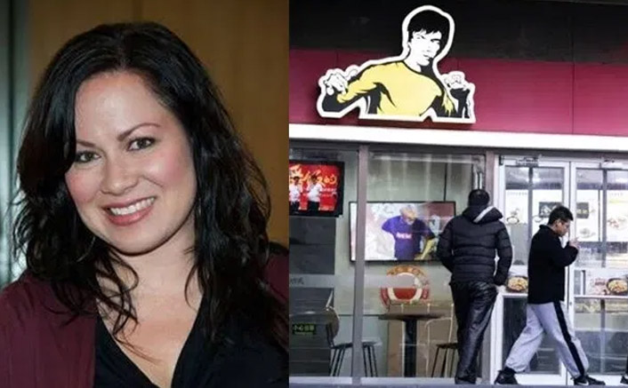 Bruce Lee's daughter sues Chinese fast-food chain