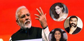 CAA row: PM Modi tweets, B-Town responds