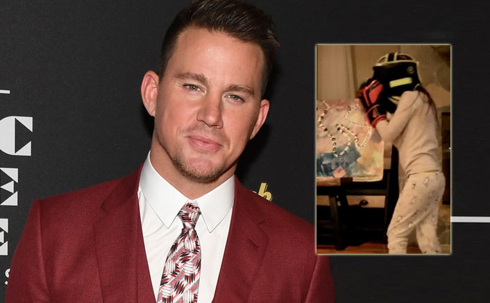 Channing Tatum Encourages Daughter Everly To Box So She Can Always Feel Safe