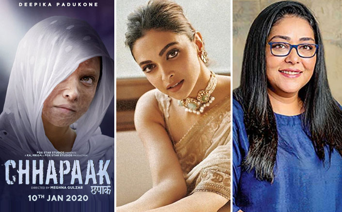 EXCLUSIVE! Chhapaak: Meghna Gulzar Talks About The Efforts Behind Getting Deepika Padukone's Prosthetic Right For The Film