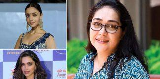 Chhapaak:Meghna Gulzar Opens Up About Why She Choose Deepika Padukone Over Alia Bhatt!