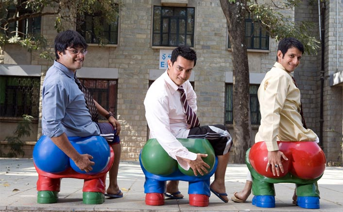 China celebrates 10th anniversary of '3 Idiots'