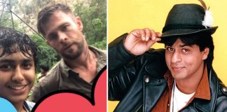 Avengers Actor Chris Hemsworth Tweaks Shah Rukh Khan's DDLJ Dialogue & We Wonder What The Superstar Has To Say!