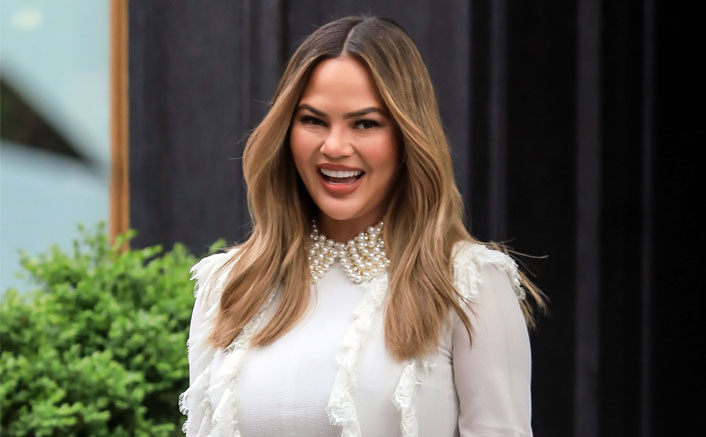 Chrissy Teigen not sure if she's better or worse because of fame