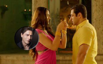 Chulbul ki Khushi ko kya Shah Rukh Khan le jayenge? The new Dabangg 3 promo has an interesting Khan-nection