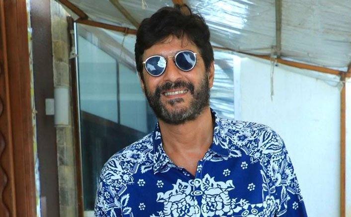 Chunky Pandey's experience with mighty shades of grey