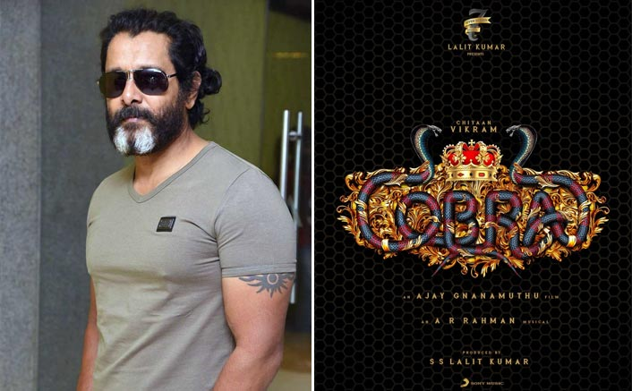 Cobra: Motion Poster Of Chiyaan Vikram's Action Venture Is OUT & It's Mysterious!