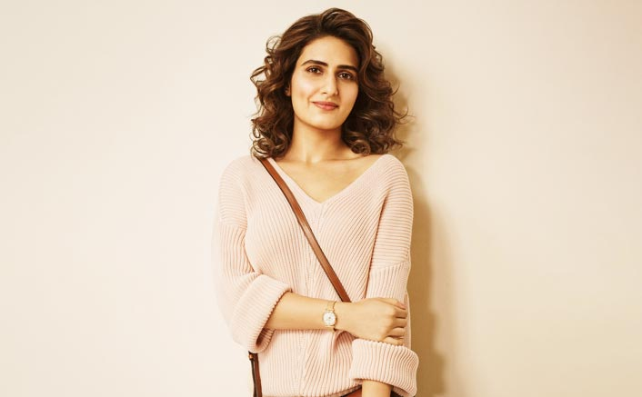 *Comprehending Simplicity in her Own Way, Fatima Sana Shaikh knows how to ace a simple look and make it look Breathtaking!*