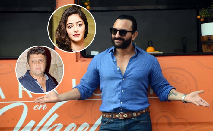 CONFIRMED! Saif Ali Khan To Play Ananya Panday's Father In Raees Director Rahul Dholakia's Next