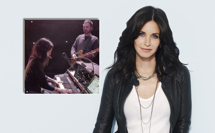 FRIENDS' Courteney Cox AKA Monica Flaunts THIS Skill & It's Not Organizing Things!