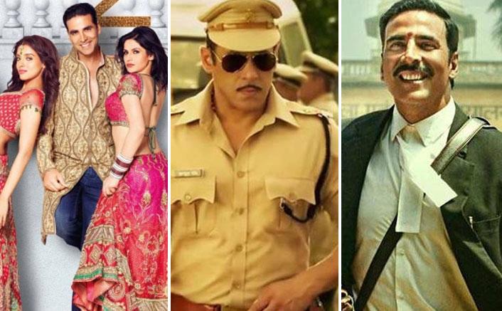 Dabangg 3 Box Office: Salman Khan Starrer Surpasses Housefull 2, Jolly LLB 2 & More Films