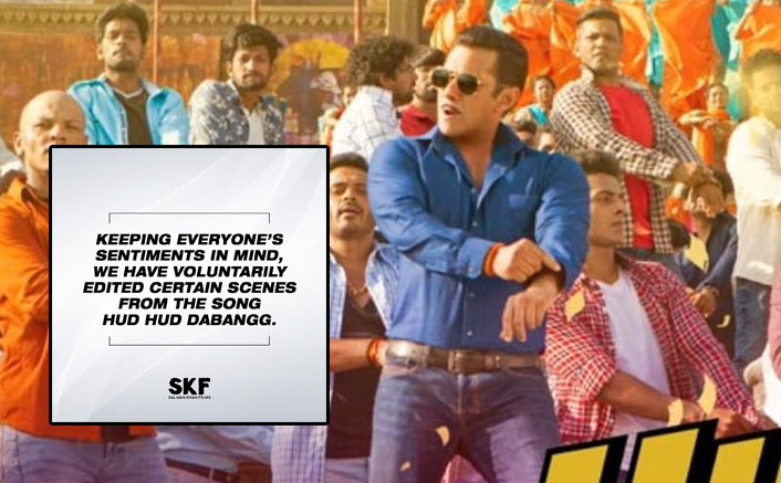 Dabangg 3, Hud Hud Song Row: Makers Voluntarily Edit The Scenes That Rose Objections