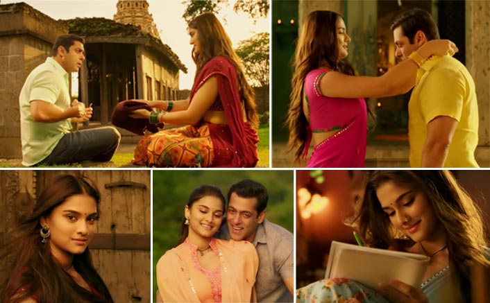 Dabangg 3 Song Awara Is Out! Salman Khan & Saiee Manjrekar's Innocent Romance Is A Shout-Out To The Love In 90s