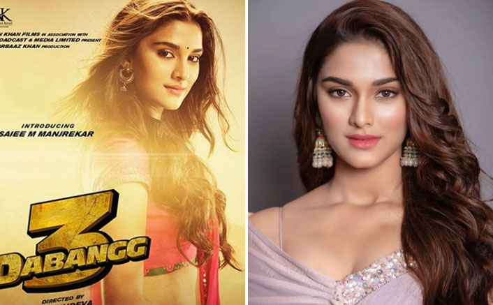 "Dabangg 3 Star Saiee Manjrekar On Her First Feeling About Getting The Movie: ""I Jumped In Front Of The Mirror & Played Hud Hud Dabangg"""