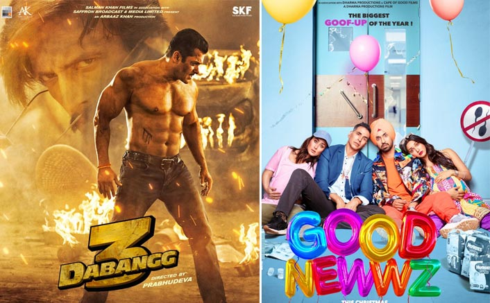 Dabangg 3 VS Good Newwz First Weekend Comparison: Which Film Is Better?