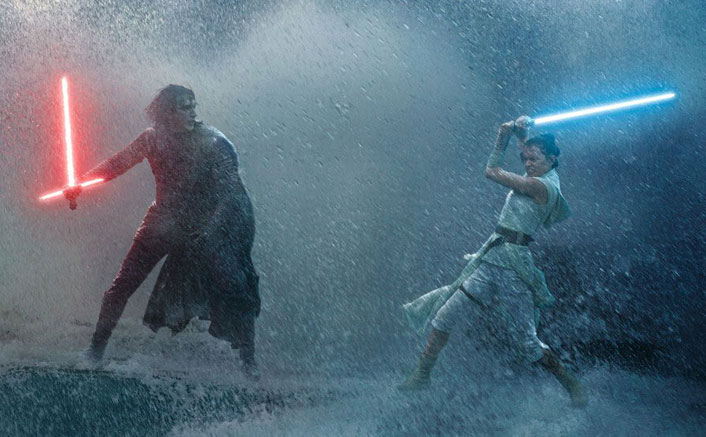 DAISY RIDLEY'S TAKE ON THE EMOTIONAL END OF THE SKYWALKER SAGA