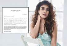Darbar Actress Nayanthara Pens Down Her Thoughts With A Strong Note On The Encounter Of Accused In Hyderabad Rape-Murder Case