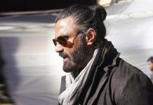 Darbar: First Look Of Suniel Shetty From Rajinikanth Starrer Unveiled