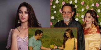 Debutant actress Saiee M Manjrekar to share the screen with her parents in Salman Khans Dabangg 3