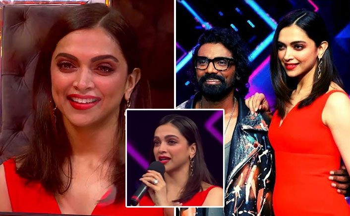 Deepika Padukone Cries For THIS Reason & It'll Leave You Teary-Eyed Too
