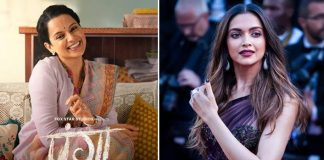 Deepika Padukone Is All Impressed With KanganaRanaut In Panga