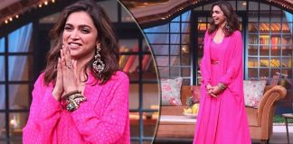 Deepika Padukone Looks Like Candy Floss As She Appears On The Kapil Sharma Show, See Pic