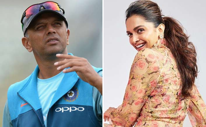 Deepika Padukone: Rahul Dravid my all-time favourite cricketer