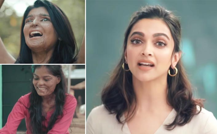 *Deepika Padukone shares a special unit from Chhapaak titled 'Ab Ladna Hai' and it is as impactful as the trailer!*