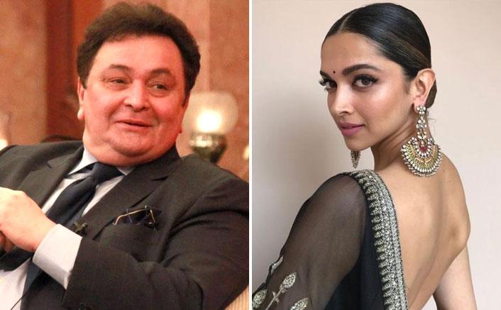 Deepika Padukone To Collaborate With Rishi Kapoor Again?