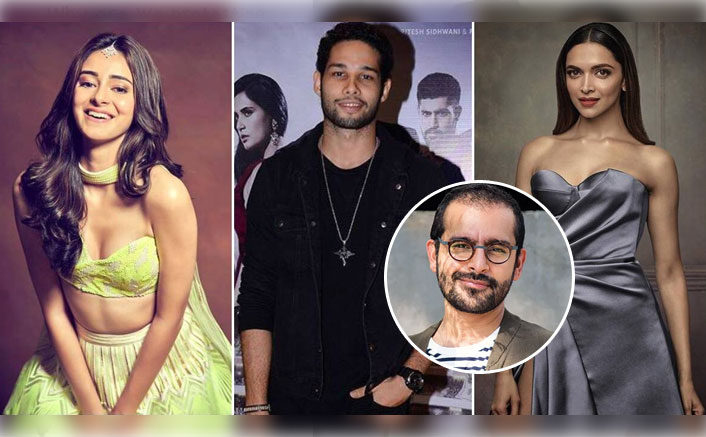 Deepika Padukone Spills The Beans Regarding Shakun Batra's Next Alongside Ananya Panday & Siddhant Chaturvedi