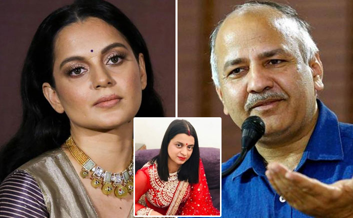 Delhi Deputy CM Manish Sisodia Responds To Kangana Ranaut's Statement Of Only 3-4% Indians Pay Tax, Sister Rangoli Chandel Comes To The Rescue