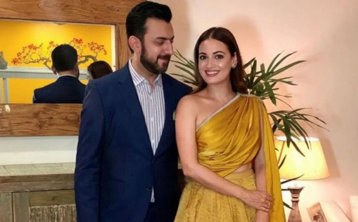 Dia Mirza Opens Up On Her Life Post Separation From Husband Sahil Sangha