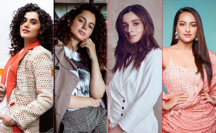 Did Kangana Ranaut Take An Indirect Dig At Alia Bhatt, Taapsee Pannu For Defending Pay Parity?