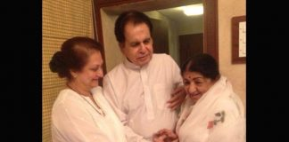 Dilip Kumar's warm note for 'choti behen' Lata Mangeshkar
