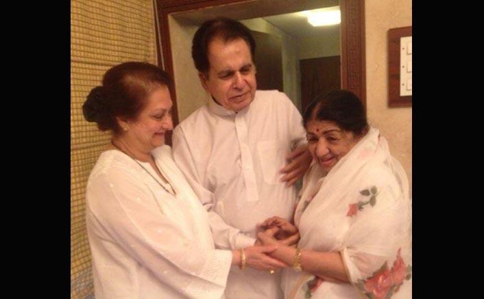 Dilip Kumar's warm note for 'choti behen' Lata Mangeshkar